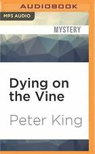 Gourmet Detective: Dying on the Vine 3 by Peter King (2016, MP3 CD, Unabridged)