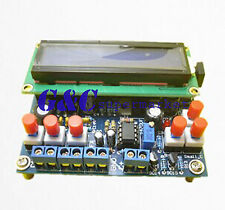 DIY Kit Inductance/Capacitance/ Frequency Meter Secohmmeter Capacitance Meter
