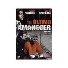 El último amanecer (Last Light ) (DVD Nuevo)