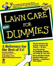 Lawn Care for Dummies® by National Gardening Association Staff and Lance Walheim