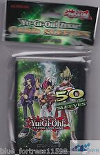 Yu-Gi-Oh! ZEXAL CARD SLEEVES DECK PROTECTORS for Yugioh cards