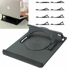 360° Soporte Adjustable Fan Ventilador Cooling Pad Holder Para Laptop Notebook