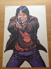 Vintage Law Enforcement Target Practice Poster/Drew Pritchard Salvage Hunters 17