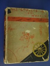 THE BODLEYS ON WHEELS by Horace E. Scudder, 1879 Edition, Illustrated