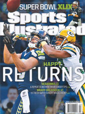 Jermaine Kearse - Seattle Seahawks - Sports Illustrated Super Bowl Preview 2015