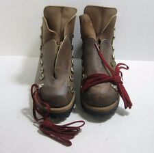 Vintage Women's Vasque  6240-1 Hiking Backpacking Boots US 8W NOS