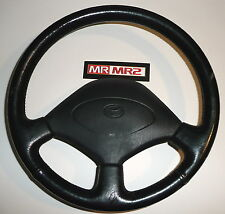 Toyota MR2 MK2 Revision1 Type Factory Steering Wheel - Mr MR2 Used Parts