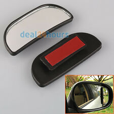 2 X Car Auto Safety Side Rearview Auxiliary Rear View Blind Spot Mirror New