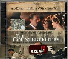 THE COUNTERFEITERS OST Colonna sonora originale CD sigillato MARIUS RUHLAND 2007