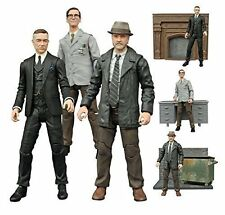 "Gotham Select Series 2 Set of 3 7"" TV Action Figure by Diamond Select"