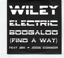 (GP696) Wiley, Electric Boogaloo (Find A Way) - 2010 DJ CD