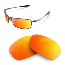 Polarized Replacement Lenses for Oakley crosshair 2 blue fire iridium color