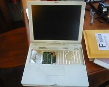IBOOK G4 A1054 NO KEYBOARD NO HD AS IS  FOR PARTS REPAIR OUR J39