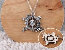 A Song of Ice and Fire Game Of Thrones Charm Compass Pendant Necklace  Vogue