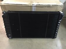 Copper/Brass 4-row(core) Radiator for 67-72 Chevy Trucks w/ Transmission Cooler