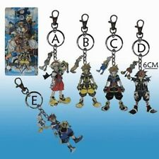 US Seller Japanese Anime Kingdom Heart Keychain 5 Styles,1 Piece Random #K0011