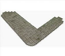 Metcalfe PO210 Card - Stone Paving Slabs.(00 gauge) Railway Model Kit