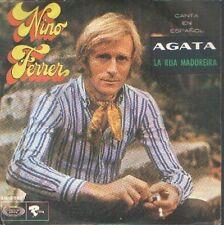 NINO FERRER 45 Espagne 1969 Agata ( En Espagnol )