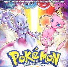 Original Soundtrack - Pokemon the First Movie Ost - Original Soundtrack CD 1YVG