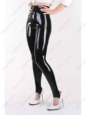 152 Latex Gummi Rubber Leggings stirrups pants trousers tutuanna customized .4mm
