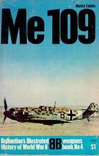 BALLANTINE Me109 WW2 GERMAN LUFTWAFFE MESSERSCHMITT Bf109 JG SPAIN FRANCE RUSSIA