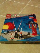 LEGO 4539 train Manual Level Crossing NISB - 1991