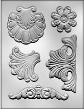 Baroque Design Fondant Chocolate Candy Mold from Ck #9470