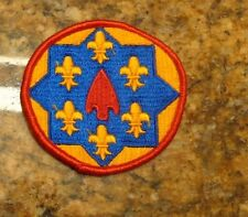ARMY PATCH,SSI, 115TH SUPPORT BRIGADE.  FULL COLOR