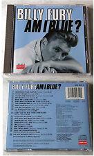 Billy Fury - Am I Blue?/20 Tracks .. 1993 Deram CD TOP
