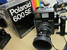 Polaroid 600 SE Full Kit w 127mm EXC. COND+++ Mint