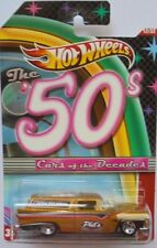 2011 Hot Wheels CARS of the DECADES The '50s 8 Crate 12/32