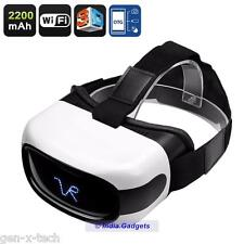 3D Android OS VR Glasses: 5 Inch HD Display: 8GB Rom: Google Play: OTG: WiFi