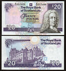 Significant 2000 £20 ROYAL BANK OF SCOTLAND ..unc.
