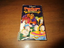 * Disney's Sing Along Songs - Beauty and the Beast: Be Our Guest (VHS, 1992)