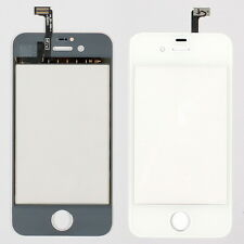White Touch Screen Glass Digitizer Replacement For iPhone 4S 4GS
