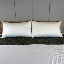 Dyne King Size 100% German Duck Feather Pillow - Soft Support - Australian Made