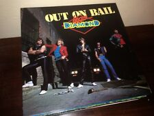 "LEGS DIAMOND - OUT ON BAIL 12"" LP HARD ROCK HEAVY METAL"