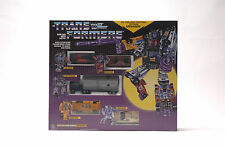 Transformers  Menasor G1 Stunticon  Super Guerriero