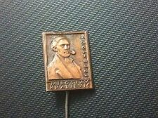 BADGE- PIN- Miroslav Kraljevic CROATIAN PAINTER 1885- 1985 !!!