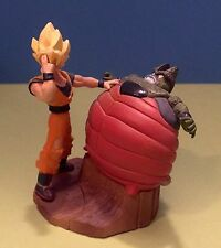 Megahouse Gashapon Japan Dragon Ball Capsule Figure:Goku Teleport Exploding Cell