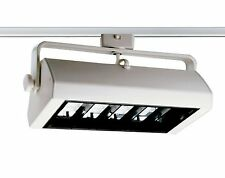 JUNO Trac-Master Ceiling ONLY Mounting Track Light without Louver TBX18E-WH NEW