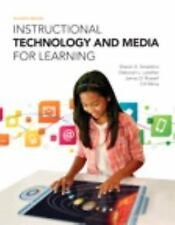 Instructional Technology and Media for Learning, Enhanced Pearson eText -- Acces