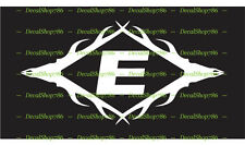 Easton Antler - Outdoor Sports/Bow Hunting - Vinyl Die-Cut Peel N' Stick Decal