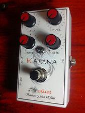 Velvet Katana, Z- drive / Zenkudo / Robben Ford Dumble-esque