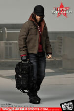 SUPERMCTOYS 1/6 Winter Soldier Sneak Clothes 12inches Male Costume Model