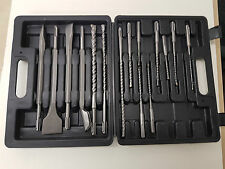 Silverline 15 piece SDS plus Masonry Drill & Steel Set (196570)