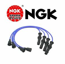 NGK Set Spark Plug Wire For Subaru Legacy 96 95 94 93 92 91 90 1996 1995 1994