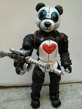 100%MEXICAN BOOTLEG SUICIDE SQUAD JOKER PANDA MAN FIGURE MADE IN MEXICO