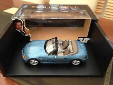 "UT 1:18 JAMES BOND BMW Z3 ""GOLDENEYE"" PIERCE BROSNAN VERY RARE!"