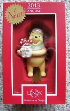 LENOX  ~ DISNEY COLLECTION ***2013 PEPPERMINTS FROM POOH***  ~ NEW IN BOX!!!